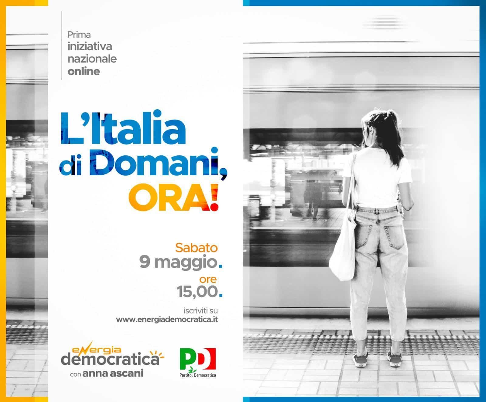 L'Italia di Domani, ORA !