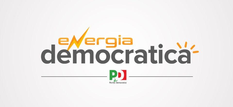 Un anno di Energia Democratica: idee e proposte per il rilancio del Paese.